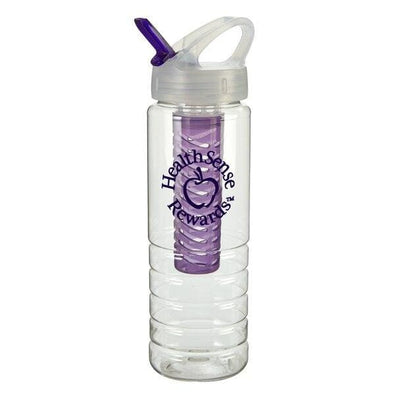26-oz-stark-bottle-w-fruit-infuser-Translucent Purple-Oasispromos