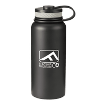 27 oz. Rainier Stainless Steel Bottle - Oasis Promos