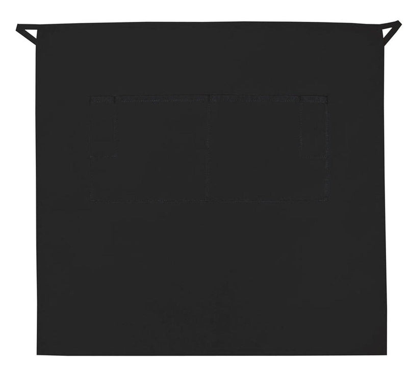 3-4-bistro-w-center-divided-pocket-ds-124-Black-Oasispromos