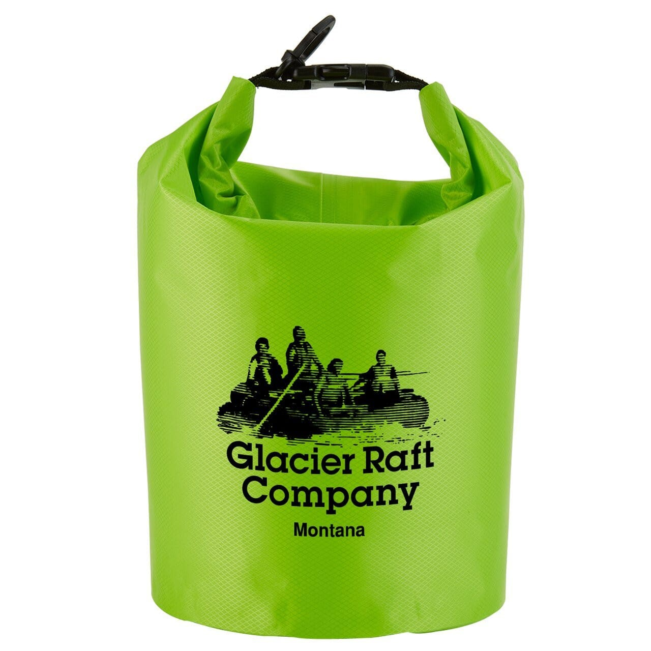 5-liter-keep-it-dry-sack-Lime Green-Oasispromos
