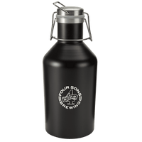 64 oz. Stainless Steel Growler - Oasis Promos