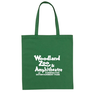 6 oz. Cotton Tote - Oasis Promos