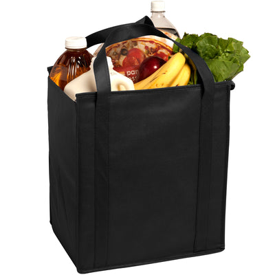 insulated-large-non-woven-grocery-tote-Navy Blue-Oasispromos