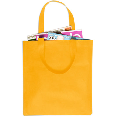 non-woven-value-tote-Lime Green-Oasispromos