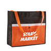 corridor-snap-non-woven-pocket-tote-Royal Blue-Oasispromos