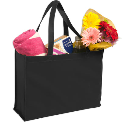 non-woven-shopping-tote-Pink-Oasispromos