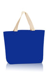 premium-fashion-canvas-tote-with-contrasting-handles-Red / Natural-Oasispromos