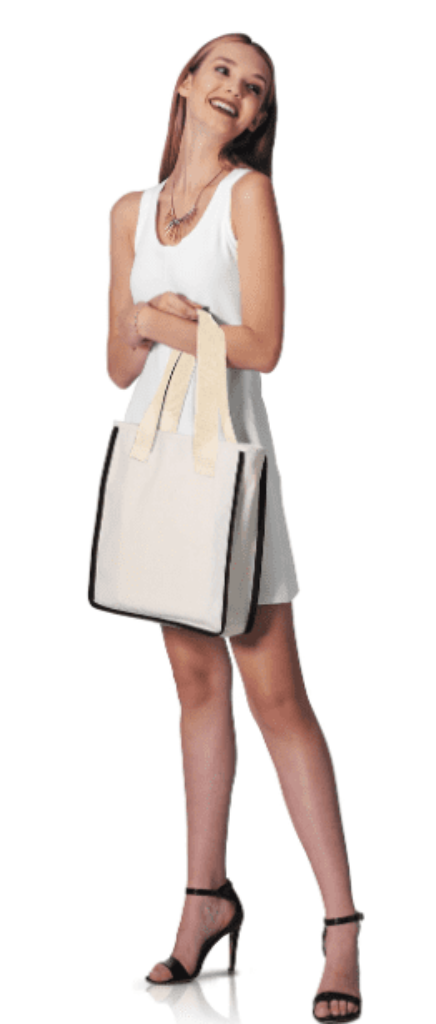 bg999-modern-canvas-tote-with-natural-handles-and-contrasting-piping-Natural / Black-Oasispromos