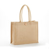 JB-912 Two Tone Tuscany Jute Bag