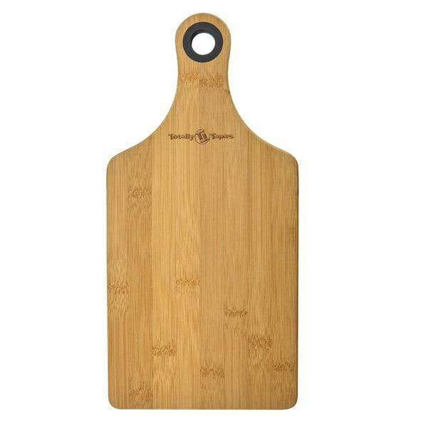 Bamboo Cheese Board w/Silicone Ring - Oasis Promos