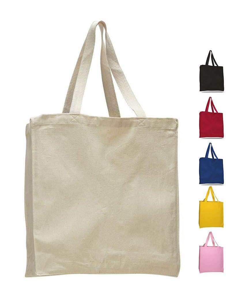 TFW125300 - 13.7L Gusseted Canvas Shopper