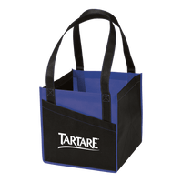 Cube Non-Woven Utility Tote - Oasis Promos