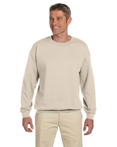 g180-adult-heavy-blend-adult-8-oz-50-50-fleece-crew-4xl-5xl-4XL-SAND-Oasispromos
