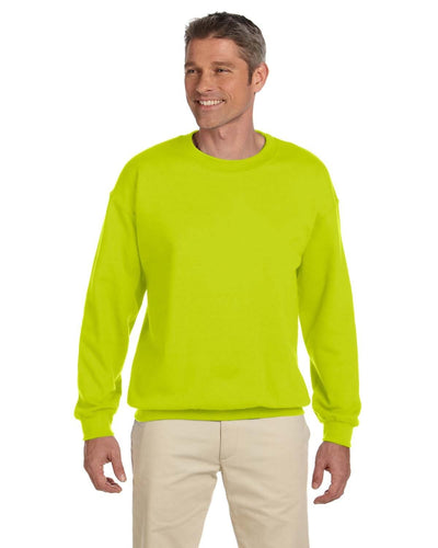 g180-adult-heavy-blend-adult-8-oz-50-50-fleece-crew-4xl-5xl-4XL-SAFETY GREEN-Oasispromos
