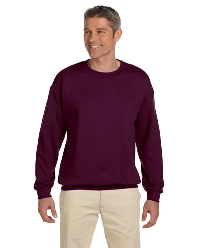 g180-adult-heavy-blend-adult-8-oz-50-50-fleece-crew-4xl-5xl-4XL-MAROON-Oasispromos
