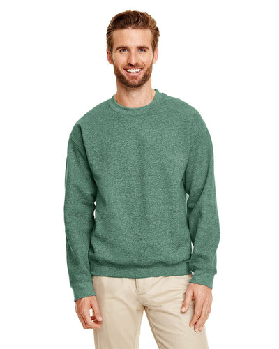 g180-adult-heavy-blend-adult-8-oz-50-50-fleece-crew-large-xl-Large-HTH SP DRK GREEN-Oasispromos
