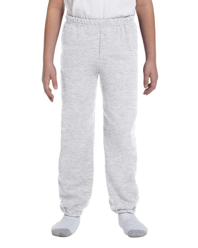 g182b-youth-heavy-blend-8-oz-50-50-sweatpants-Small-ASH-Oasispromos