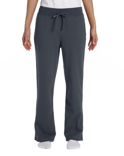 g184fl-ladies-heavy-blend-ladies-8-oz-50-50-open-bottom-sweatpants-Large-AZALEA-Oasispromos