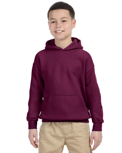 g185b-youth-heavy-blend-8-oz-50-50-hood-xs-medium-XSmall-MAROON-Oasispromos