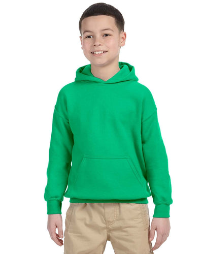 g185b-youth-heavy-blend-8-oz-50-50-hood-xs-medium-XSmall-IRISH GREEN-Oasispromos
