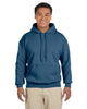 G185-Adult Heavy Blend 8 oz. 50/50 Hood (2XL-3XL) - 2XL / INDIGO BLUE - 3XL / INDIGO BLUE