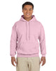 G185-Adult Heavy Blend 8 oz. 50/50 Hood (2XL-3XL) - 2XL / LIGHT PINK - 3XL / LIGHT PINK