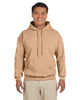 G185-Adult Heavy Blend 8 oz. 50/50 Hood (2XL-3XL) - 2XL / OLD GOLD - 3XL / OLD GOLD
