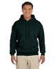 G185-Adult Heavy Blend 8 oz. 50/50 Hood (2XL-3XL) - 2XL / FOREST GREEN - 3XL / FOREST GREEN