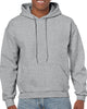 G185-Adult Heavy Blend 8 oz. 50/50 Hood (2XL-3XL) - 2XL / SPORT GREY - 3XL / SPORT GREY