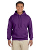 G185-Adult Heavy Blend 8 oz. 50/50 Hood (2XL-3XL) - 2XL / PURPLE - 3XL / PURPLE