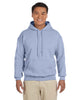 G185-Adult Heavy Blend 8 oz. 50/50 Hood (2XL-3XL) - 2XL / LIGHT BLUE - 3XL / LIGHT BLUE