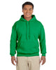 G185-Adult Heavy Blend 8 oz. 50/50 Hood (2XL-3XL) - 2XL / IRISH GREEN - 3XL / IRISH GREEN