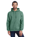 g185-adult-heavy-blend-8-oz-50-50-hood-4xl-5xl-4XL-HTH SP DRK GREEN-Oasispromos