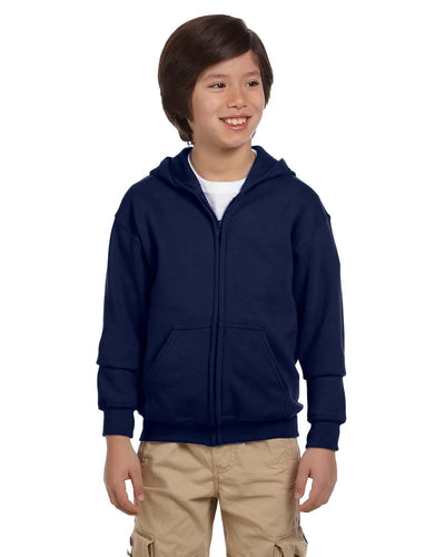 g186b-youth-heavy-blend-8-oz-50-50-full-zip-hood-Large-BLACK-Oasispromos