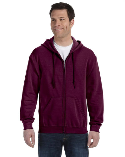 g186-adult-heavy-blend-adult-8-oz-50-50-full-zip-hood-small-large-Small-MAROON-Oasispromos