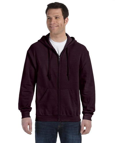 g186-adult-heavy-blend-adult-8-oz-50-50-full-zip-hood-small-large-Small-DARK CHOCOLATE-Oasispromos