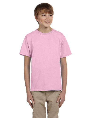 g200b-youth-ultra-cotton-6-oz-t-shirt-medium-large-Medium-LIGHT PINK-Oasispromos