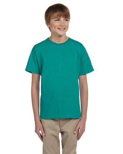 g200b-youth-ultra-cotton-6-oz-t-shirt-medium-large-Medium-JADE DOME-Oasispromos