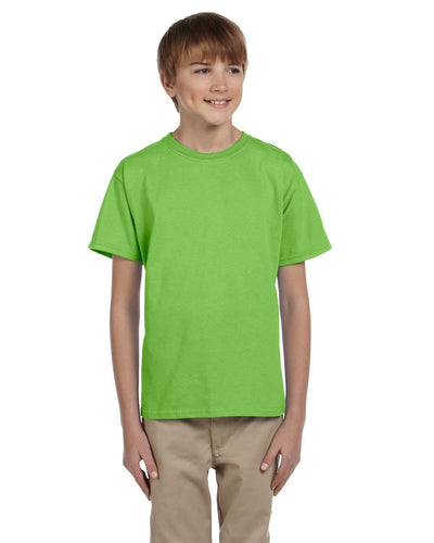 g200b-youth-ultra-cotton-6-oz-t-shirt-medium-large-Medium-LIME-Oasispromos
