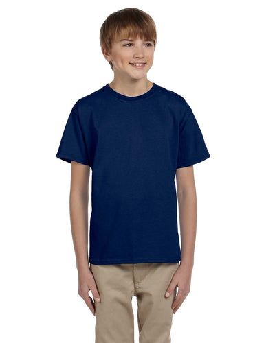 g200b-youth-ultra-cotton-6-oz-t-shirt-medium-large-Medium-NAVY-Oasispromos