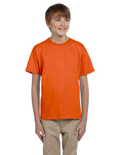 g200b-youth-ultra-cotton-6-oz-t-shirt-medium-large-Medium-ORANGE-Oasispromos
