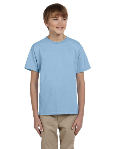g200b-youth-ultra-cotton-6-oz-t-shirt-medium-large-Medium-LIGHT BLUE-Oasispromos