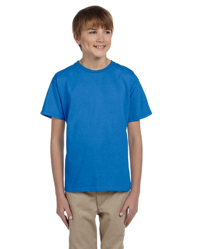 g200b-youth-ultra-cotton-6-oz-t-shirt-medium-large-Medium-IRIS-Oasispromos