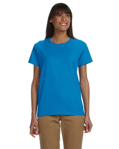 g200l-ladies-ultra-cotton-6-oz-t-shirt-xs-large-XSmall-SAPPHIRE-Oasispromos