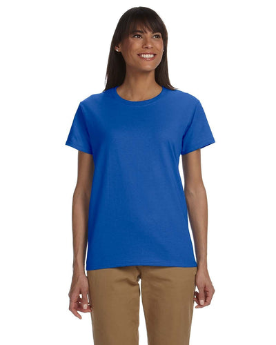 g200l-ladies-ultra-cotton-6-oz-t-shirt-xl-3xl-XL-ROYAL-Oasispromos