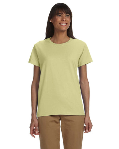 g200l-ladies-ultra-cotton-6-oz-t-shirt-xs-large-XSmall-PISTACHIO-Oasispromos