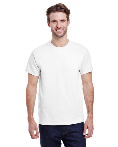 g200-adult-ultra-cotton-6-oz-t-shirt-2xl-2XL-WHITE-Oasispromos