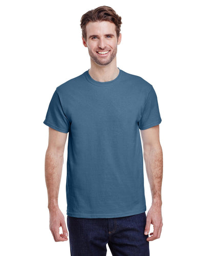 g200-adult-ultra-cotton-6-oz-t-shirt-medium-Medium-INDIGO BLUE-Oasispromos