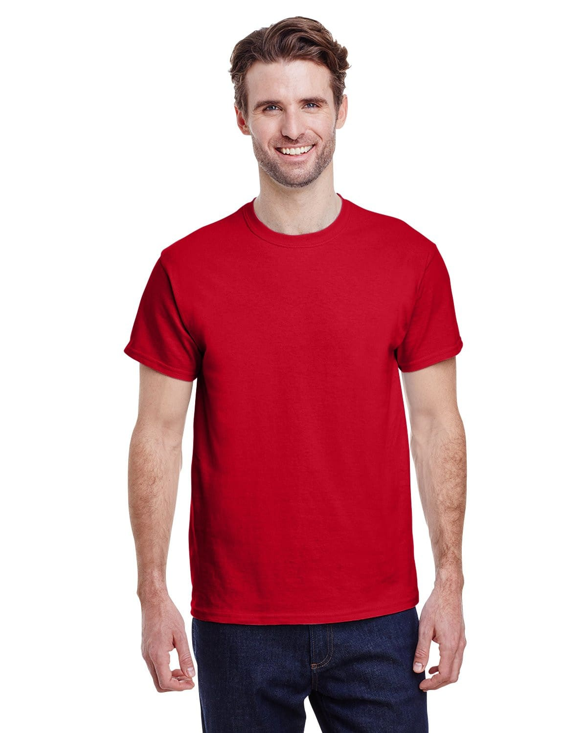 g200-adult-ultra-cotton-6-oz-t-shirt-small-Small-ANTIQ CHERRY RED-Oasispromos