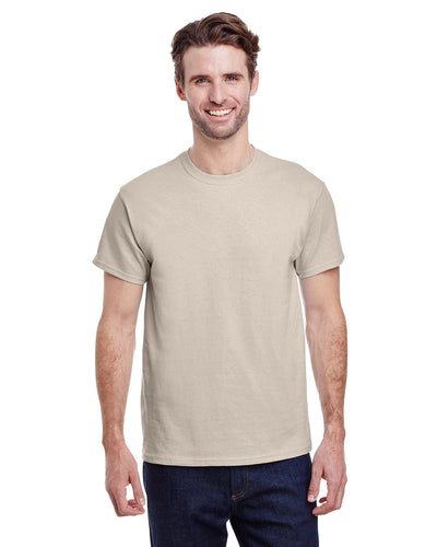 g200-adult-ultra-cotton-6-oz-t-shirt-3xl-3XL-SAND-Oasispromos